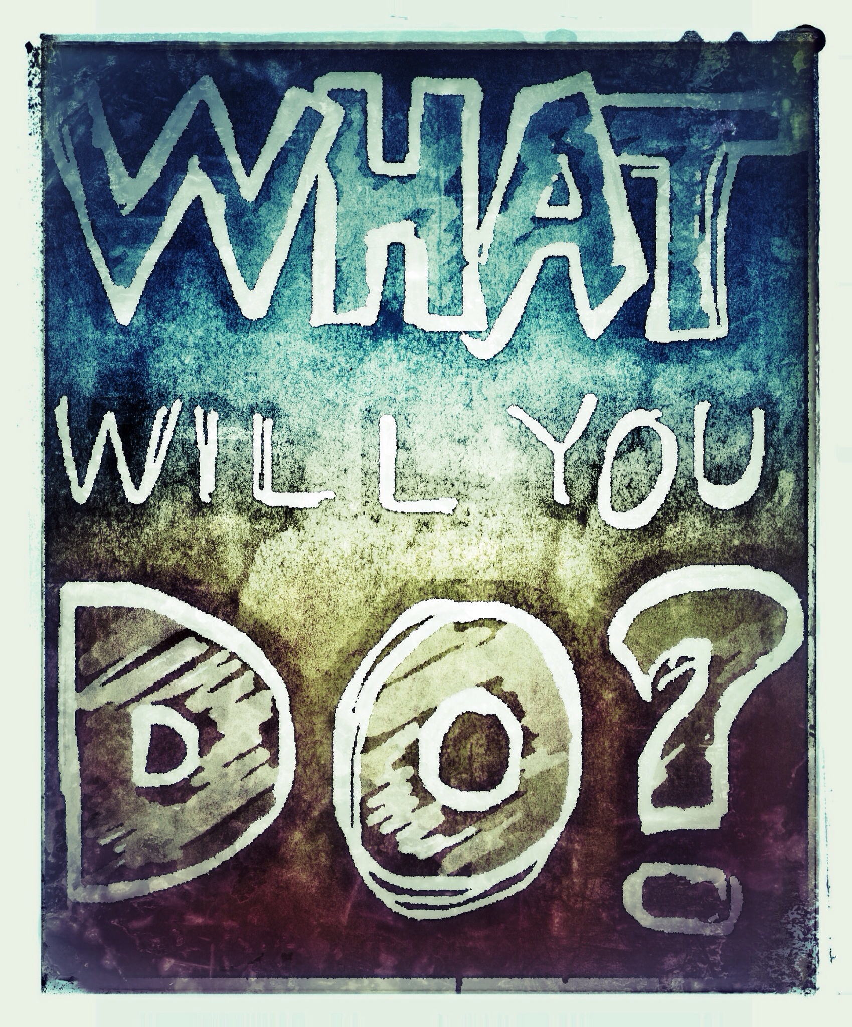 What will you do? (Image by virtualDavis)