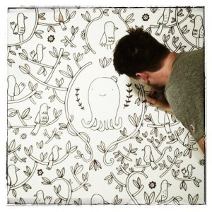 Mike Lowery, Illustrator and Doodler