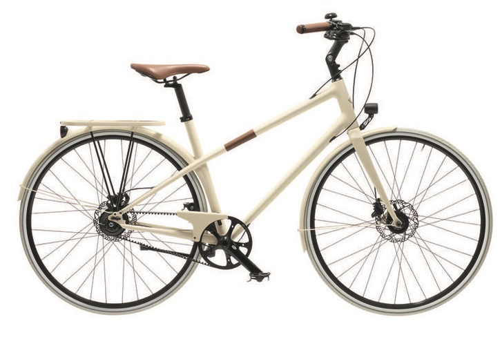 Le Flâneur Town Bike By Hermès