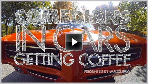 Comedians In Cars Getting Coffee (with Jerry Seinfeld)