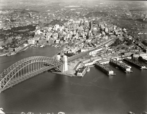 Free High-Resolution Photo of Sydney Harbor Bridge